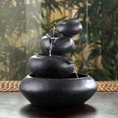 Four Tier Indoor Tabletop Fountain